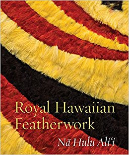 Front Cover of-Royal Hawaiin Featherwork-Exhibition Catalogue