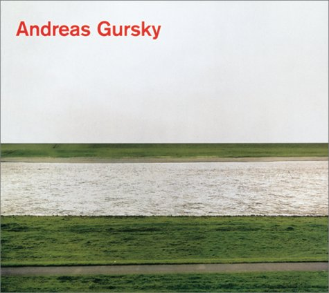 Front cover image-Andreas Gursky, Photographs from 1984 to Present.