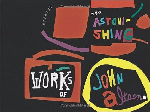 cover image of The Astonishing Works