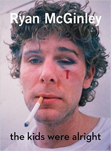 Front Cover-Ryan McGuinley-the kids were alright