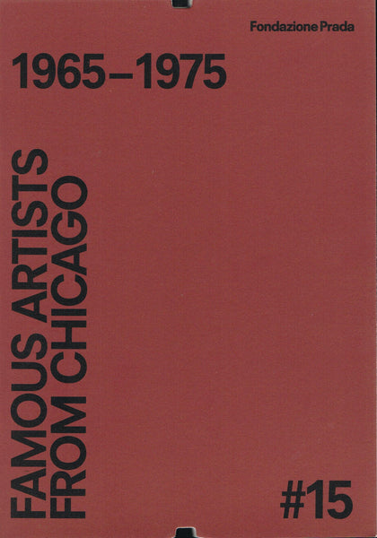 Front cover image-Famous Chicago Artists