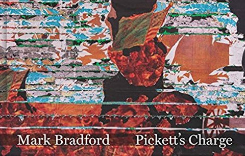 Front cover image-Mark Bradford-Pickett's Charge