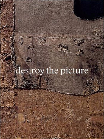 cover image of Destroy the Picture