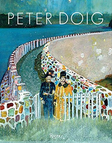 Front cover image-Peter Doig