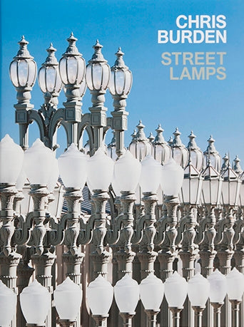 Front cover image-Chris Burden Street Lamps