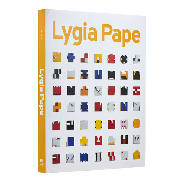 Front cover image-Lygia Pape-A multitude of forms