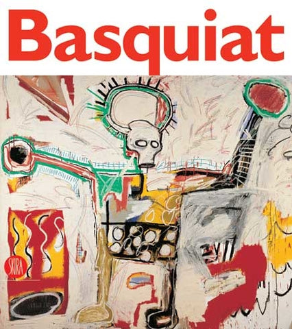 Front cover image-Jean-Michele Basquiat