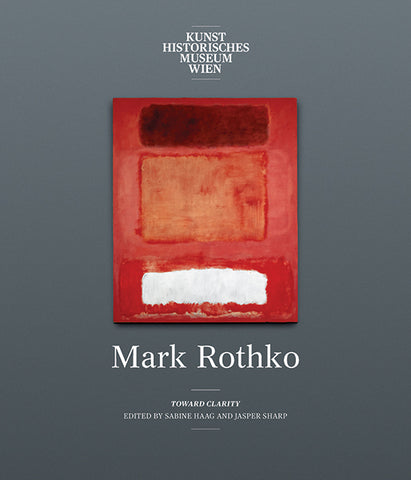 Front cover -Mark Rothko-Toward Clarity