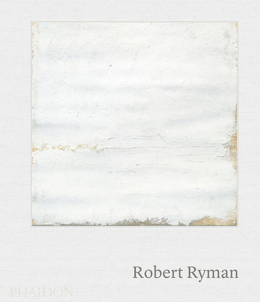 Front cover image-Robert Ryman-phaidon