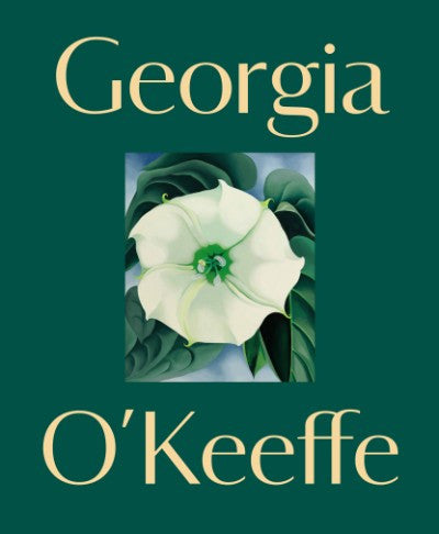 Front Cover of Georgia O'Keeffe-Tate Modern-Retrospective Catalogue