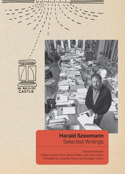 Front Cover Image-Harald Szeemann-Selected Writings