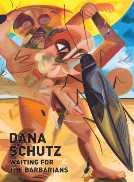 front cover-dana schutz-waiting for the barbarians
