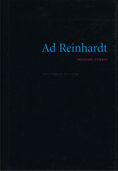 Cover image of Ad Reinhardt
