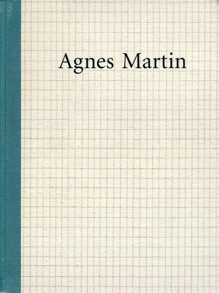 Front cover image-Agnes Martin-Dia