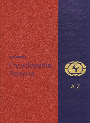Cover image of Encyclopedia Persona by Kim Abeles