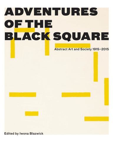 Cover photo of Adventures of the Black Square.