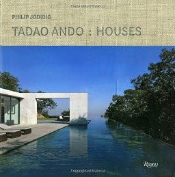 Cover of Houses by Tadao Ando