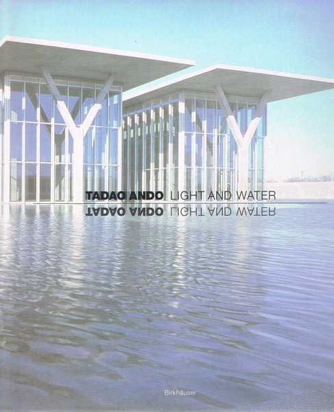 Cover of Light and Water by Tadao Ando