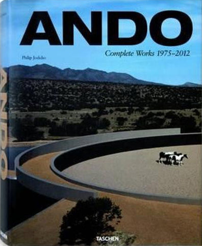 Cover of Complete Works, 1975-2012 by Tadao Ando