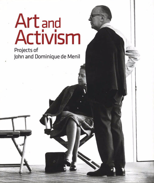 Cover of Art and Activism from the Menil Collection