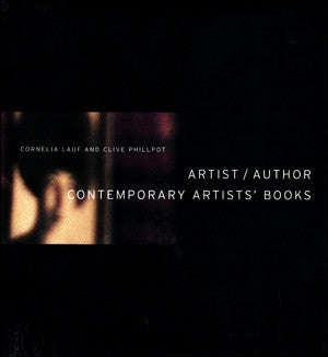 Cover of Artist/Author: Contemporary Artists' Books