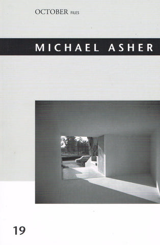 Cover image of Michael Asher October Files
