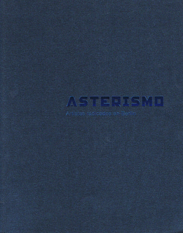Cover image of Asterismo