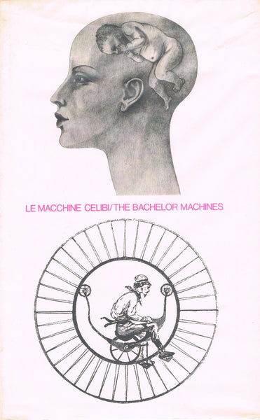 Cover of Le Macchine Celibi/ The Bachelor Machines