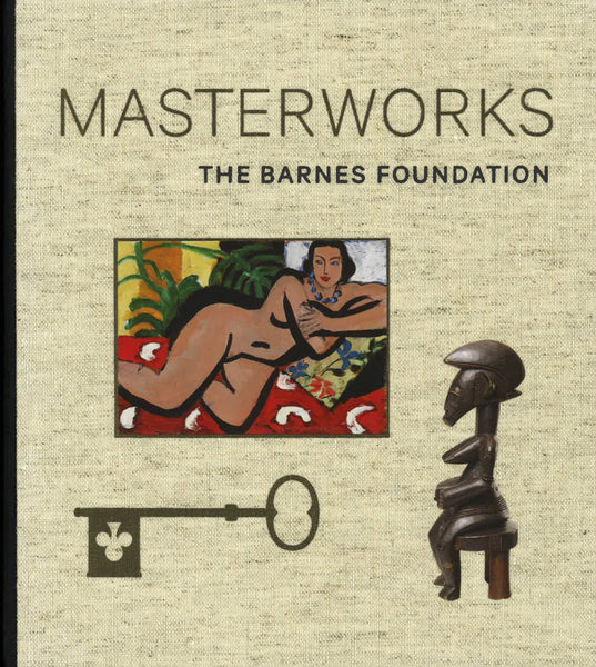 Cover of Masterworks from the Barnes Foundation