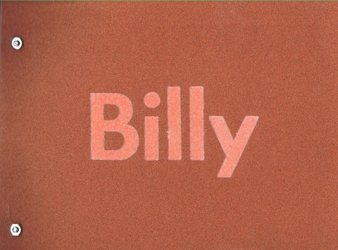Cover image of Billy Al Bengston LACMA exhib. catalogue