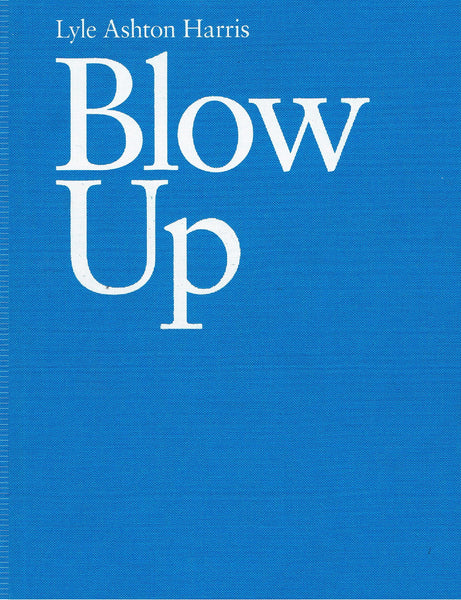 Cover image of Blow Up by Lyle Ashton Harris