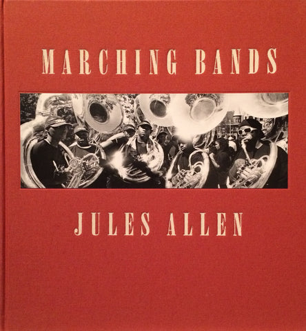 Cover image of Marching Bands by Jules Allen