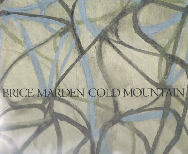 Cover image of Brice Marden Cold Mountain