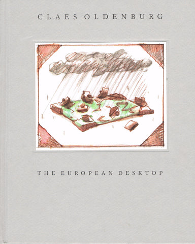 Claes Oldenburg-The European Desktop