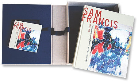 FRANCIS, SAM. CATALOGUE RAISONNE OF CANVAS PAINTINGS AND PANELS, 1946-1994