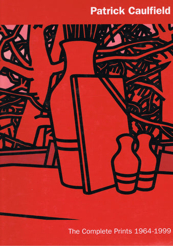 Cover image of Patrick Caulfield The Complete Prints 1964-1999