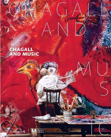 CHAGALL, MARC. CHAGALL AND MUSIC