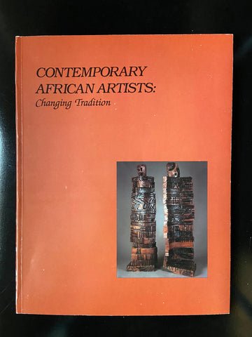 CONTEMPORARY AFRICAN ARTISTS: CHANGING TRADITION (1990)