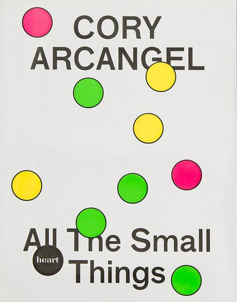 Cover image of Cory Arcangel-All the Small Things