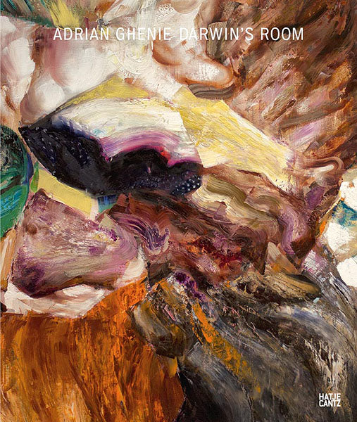 Front cover image-Adrian Ghenie Darwin's Room