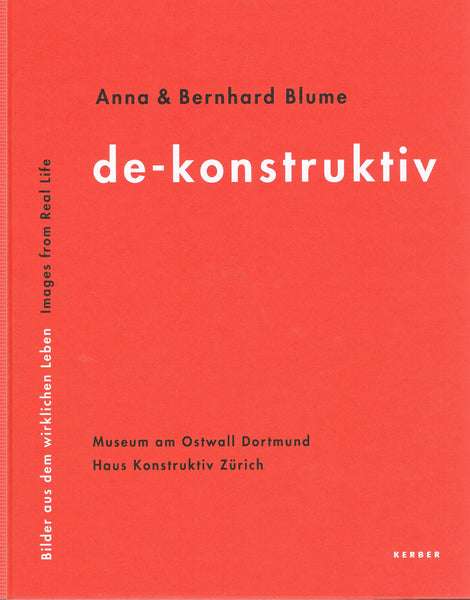 Cover image of de-konstruktive Images from Real Life