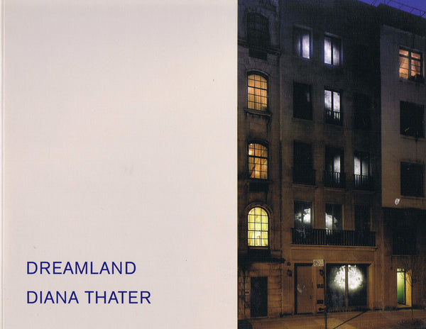 Cover photo of Diana Thater Dreamland