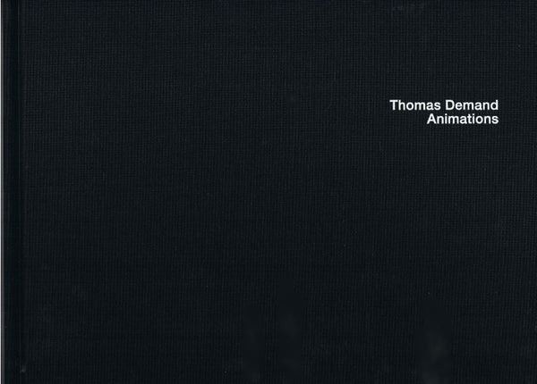 Cover of Thomas Demand Animations