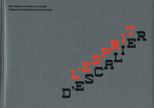 Cover of L'Espirit Descalier by Thomas Demand