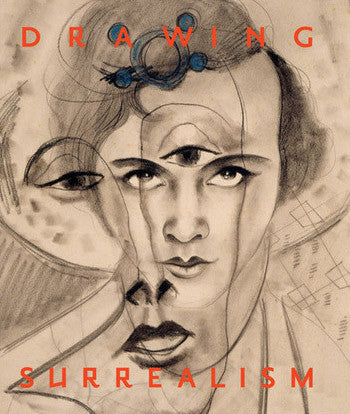 Cover photo of Drawing Surrealism catalogue