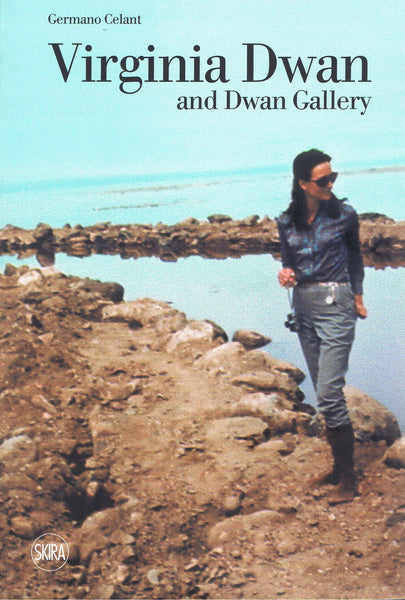 Cover image of Virginia Dwan and Dwan Gallery