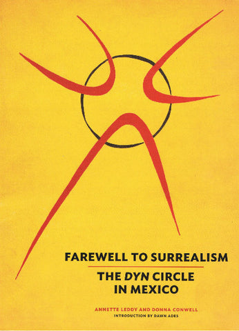 Cover of Farewell to Surrealism: The Dyn Circle in Mexico catalogue
