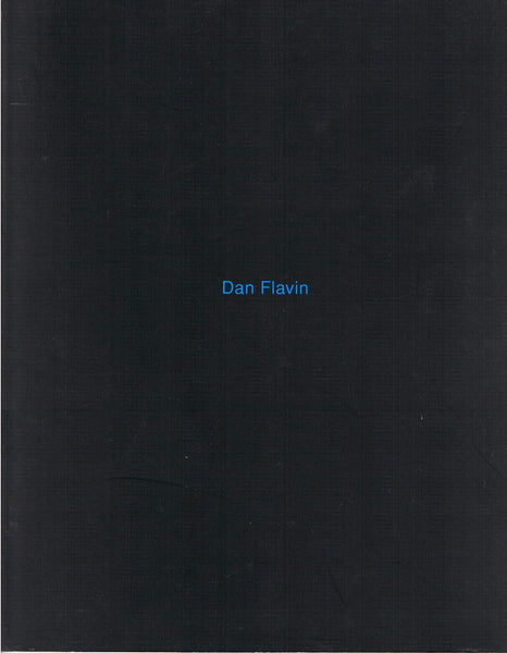cover image of Dan Flavin