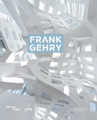 Cover of Frank Gehry