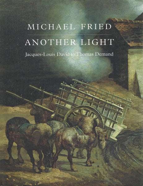 Cover photo of Another Light Michael Fried